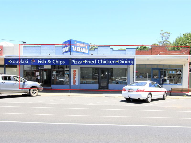 111 - 115 High Street, Heathcote