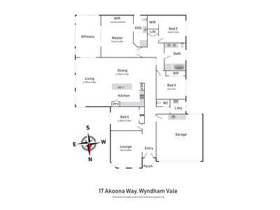 17 Akoona Way, Wyndham Vale