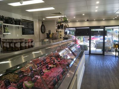 UNDER CONTRACT - Butcher shop for sale