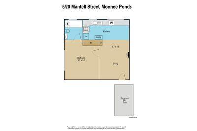 5 / 20 Mantell Street, Moonee Ponds