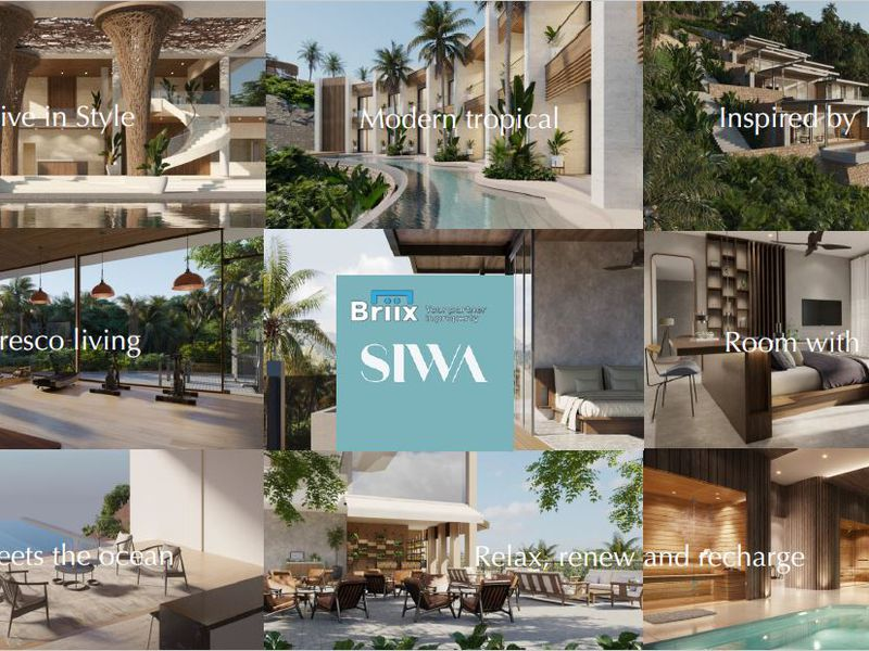 INDONESIA / 'SIWA Cliffs' Hotel Suites Collection, Pengembur, Pujut, Central Lombok Regency West Nusa Tenggara 83573, Indonesia,