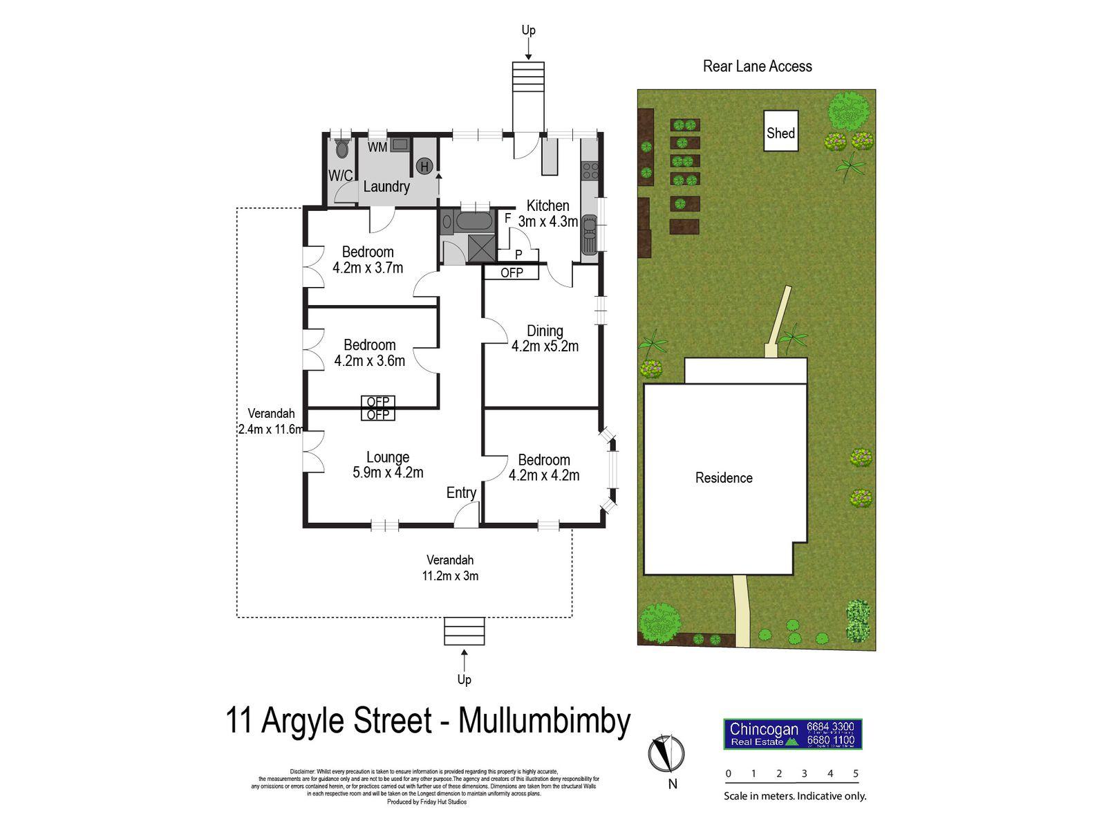11 Argyle Street, Mullumbimby