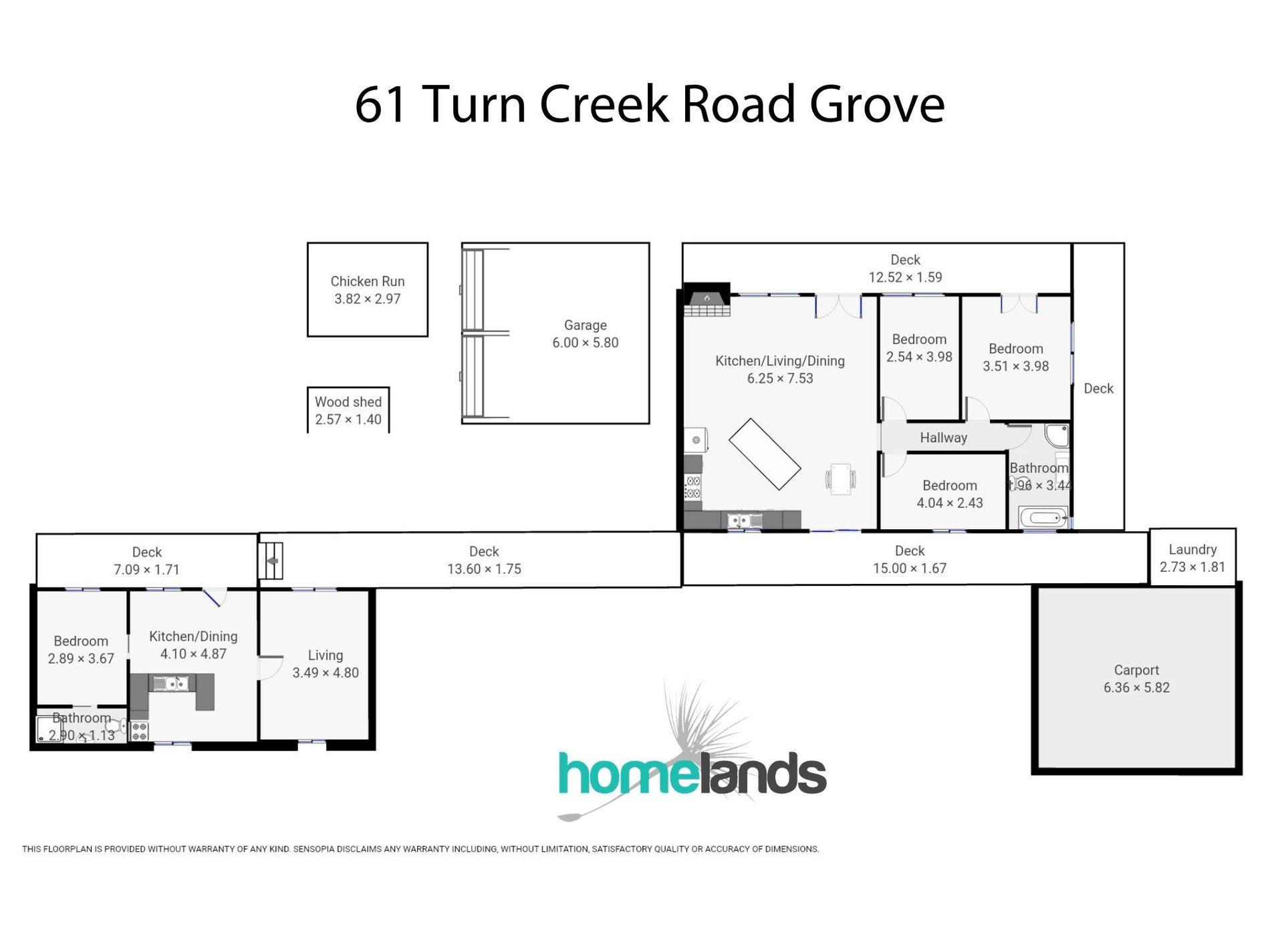 61 Turn Creek Road, Grove
