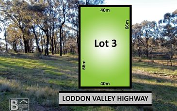 Lot 3, 144 Loddon Valley Highway , Sailors Gully