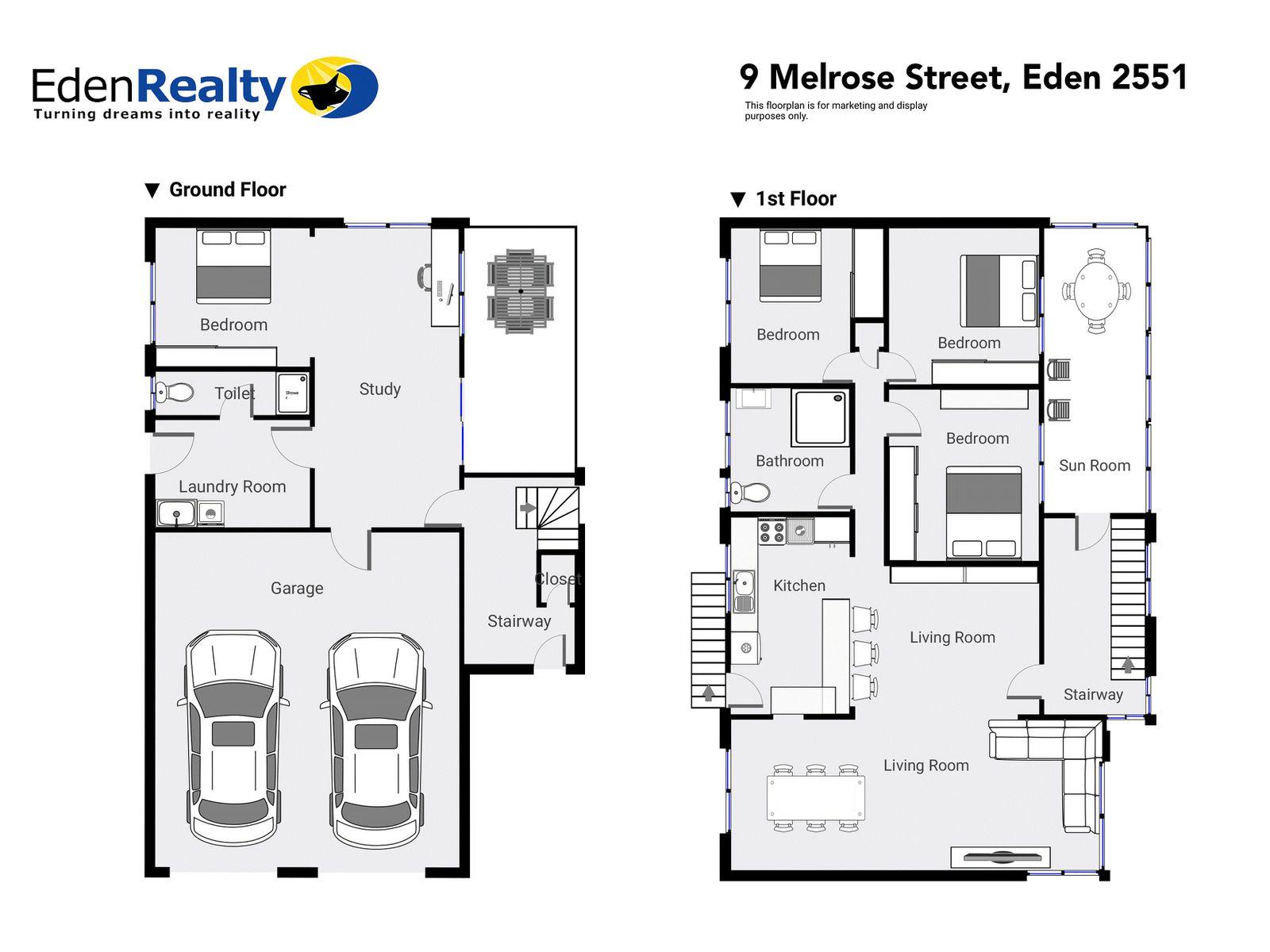 9 Melrose Street, Eden