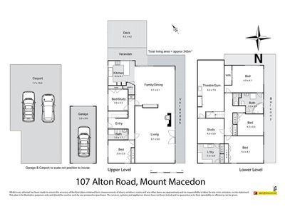 107 Alton Road, Mount Macedon