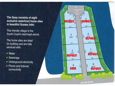 Lot 3 23 Jacobs Drive, Sussex Inlet