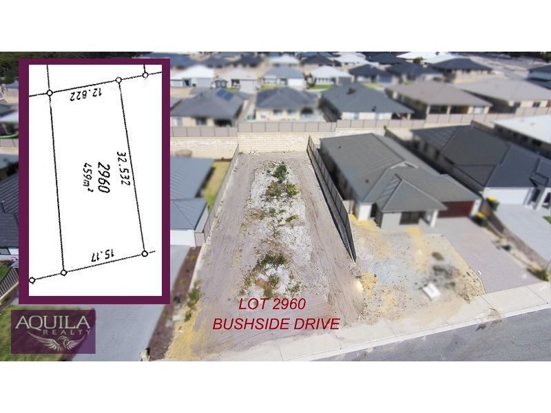 Lot Lot 2960, Lot 2960 Bushside Drive, Aveley