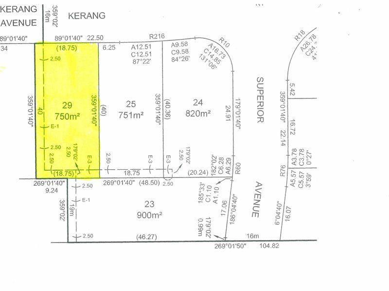 Lot 29, Marlboro Drive, Marlboro Park Estate, Kialla