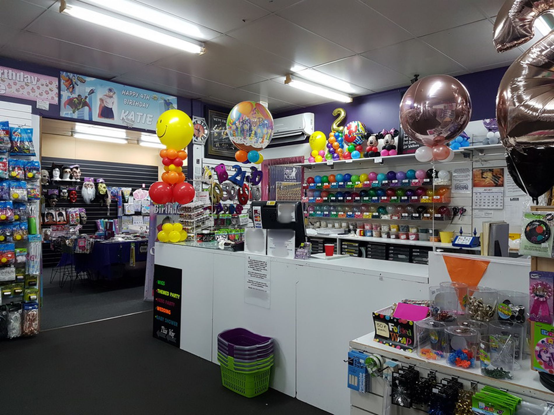 SOLD - Party Supply Business for Sale Cranbourne