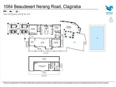 1064 Beaudesert-Nerang Road, Clagiraba