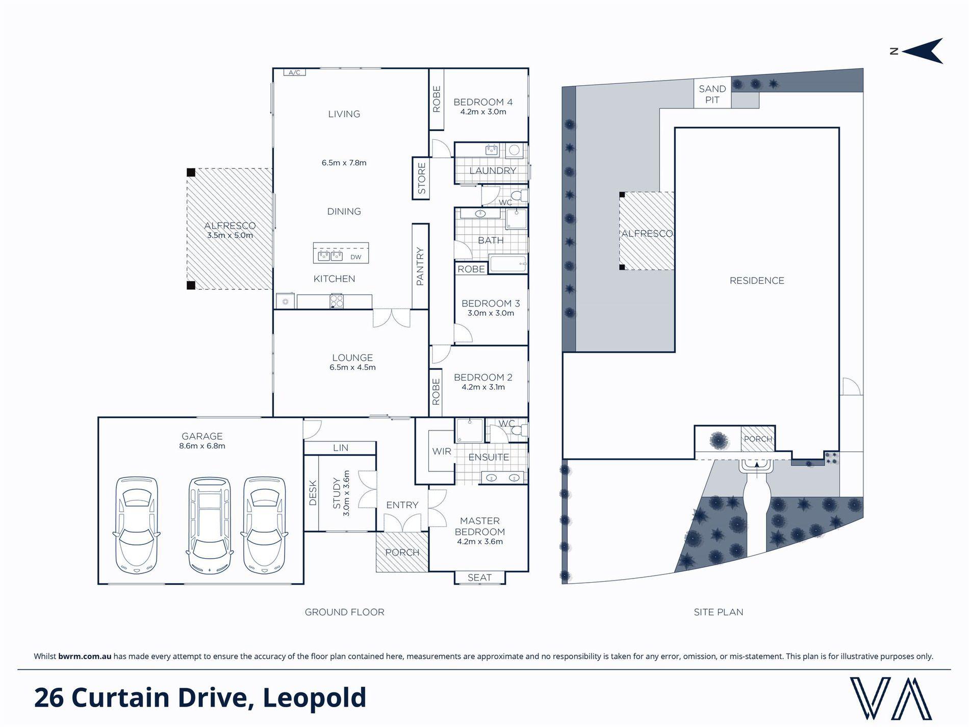 26 Curtain Drive, Leopold