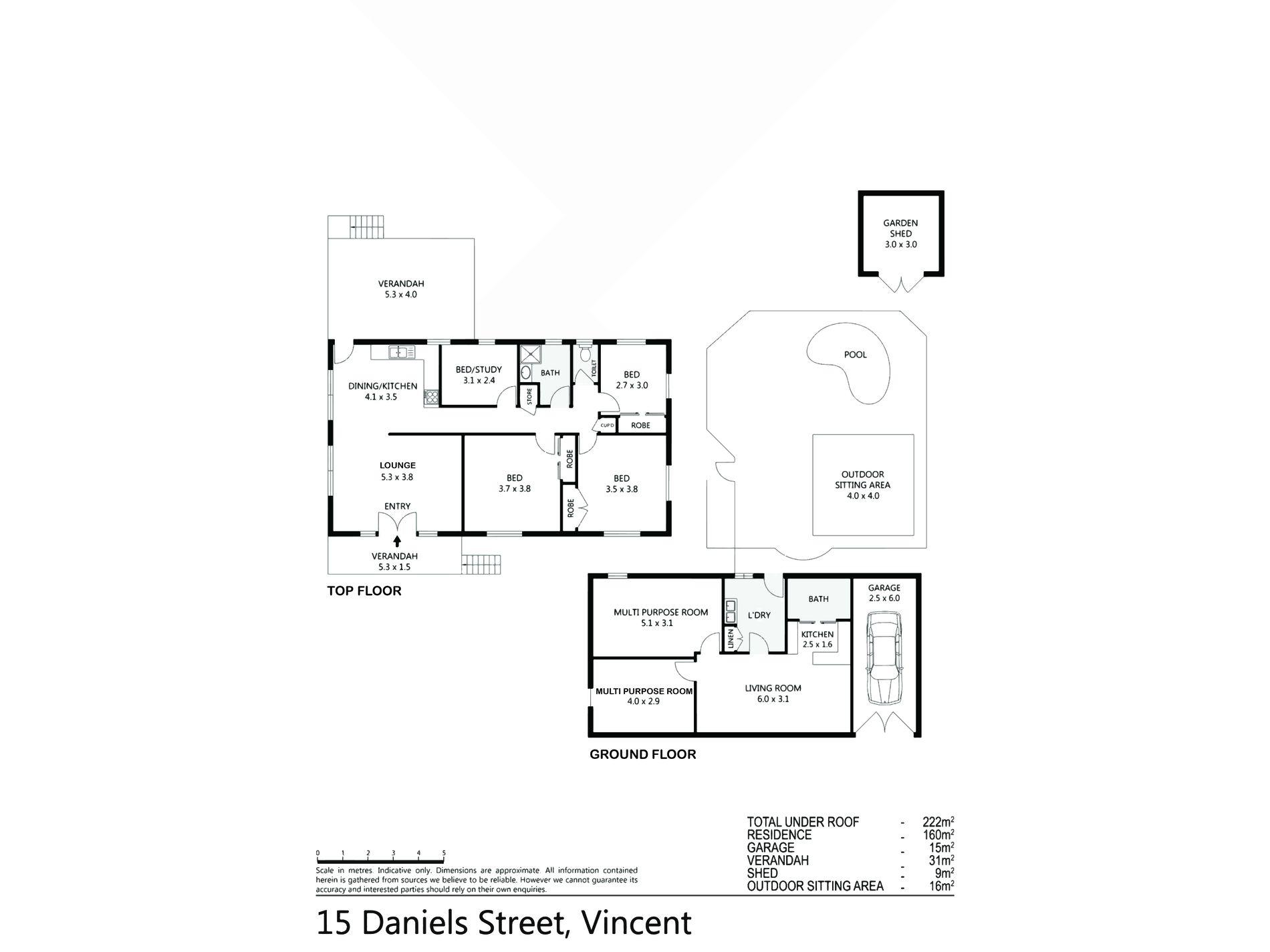 15 Daniels Street, Vincent