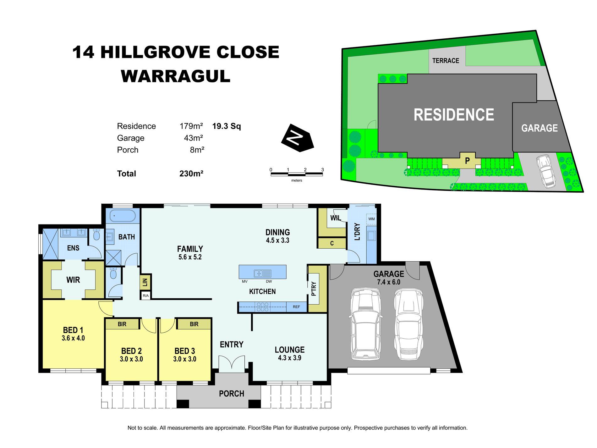 14 Hillgrove Close, Warragul