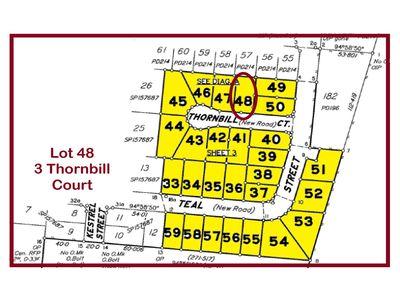 Lot 48, 3 Thornbill Court, Longreach