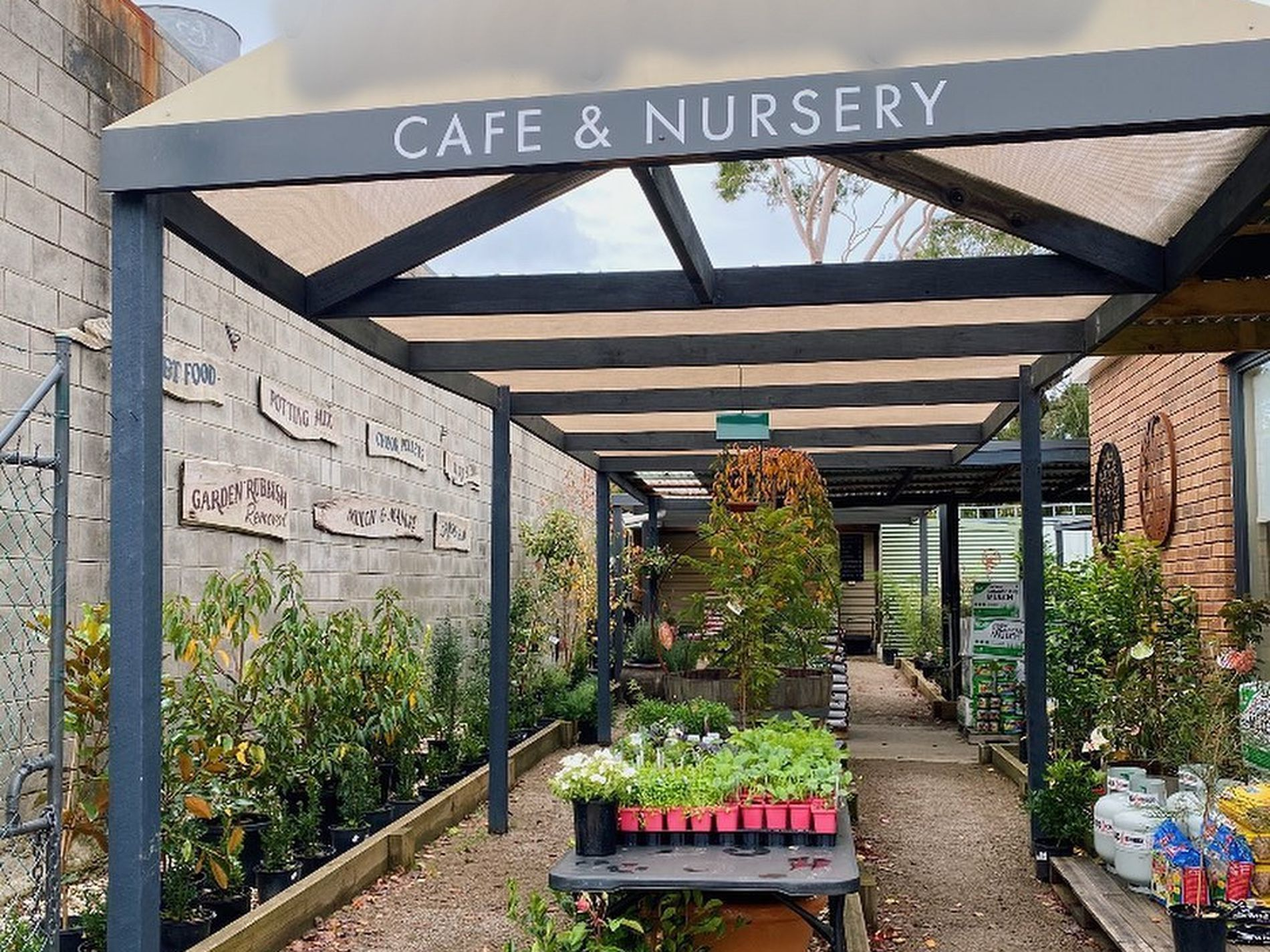Cafe and Nursery Business for Sale Rosebud South