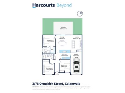 3 / 78 Ormskirk Street, Calamvale