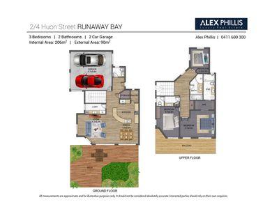 2 / 4 Huon Crescent, Runaway Bay