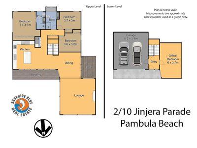 2 / 10 Jinjera Parade, Pambula Beach