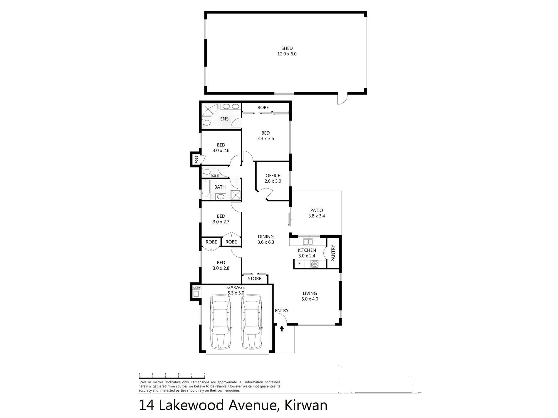 14 Lakewood Avenue, Kirwan