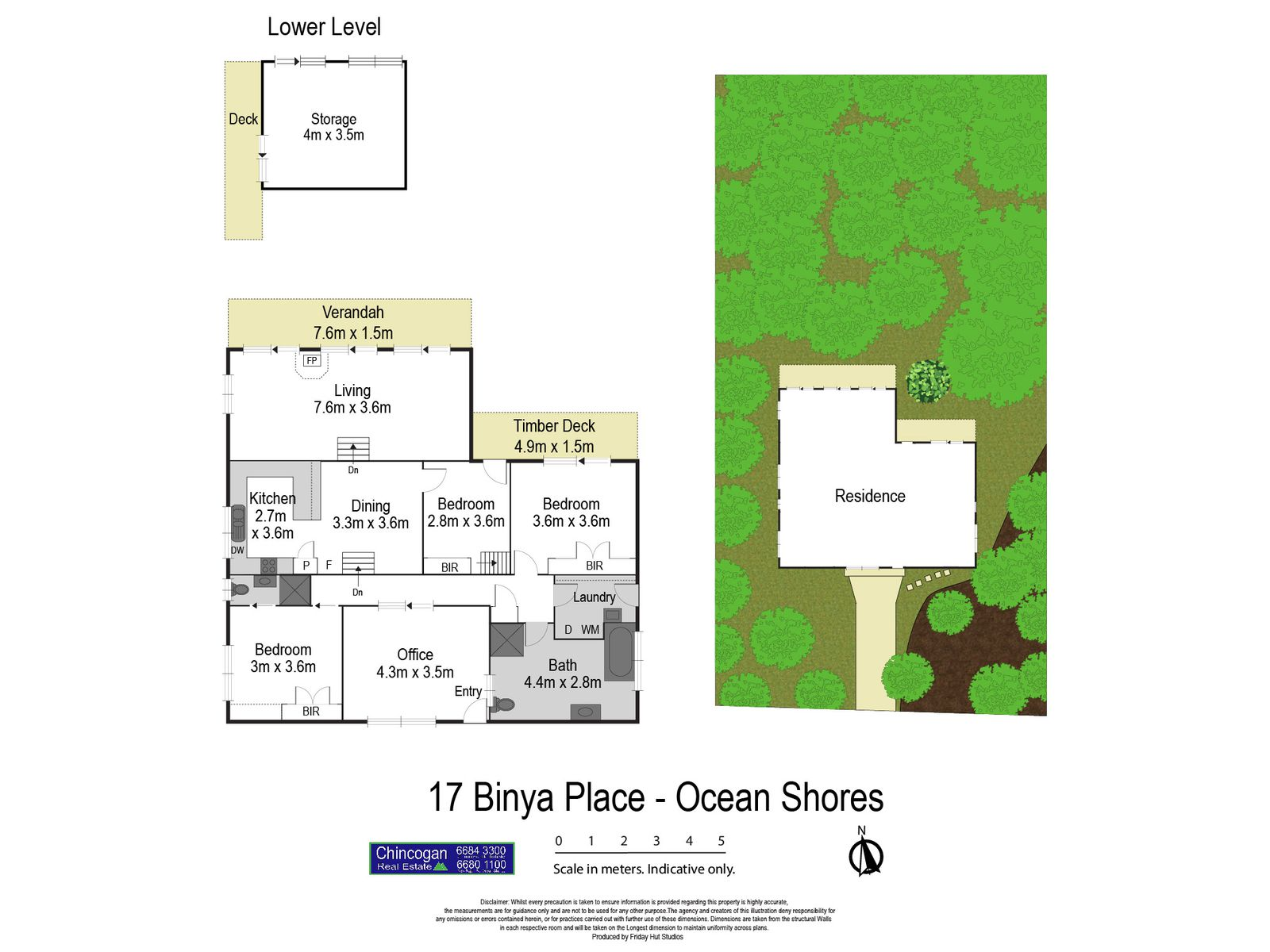17 Binya Place, Ocean Shores