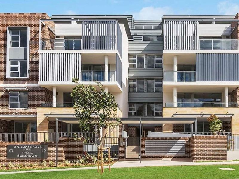 AG02 / 11-27 Cliff Road, Epping
