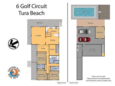 6 Golf Circuit, Tura Beach