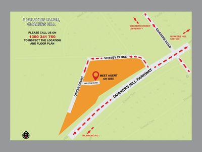 8A & 8B Holstein Close, Quakers Hill