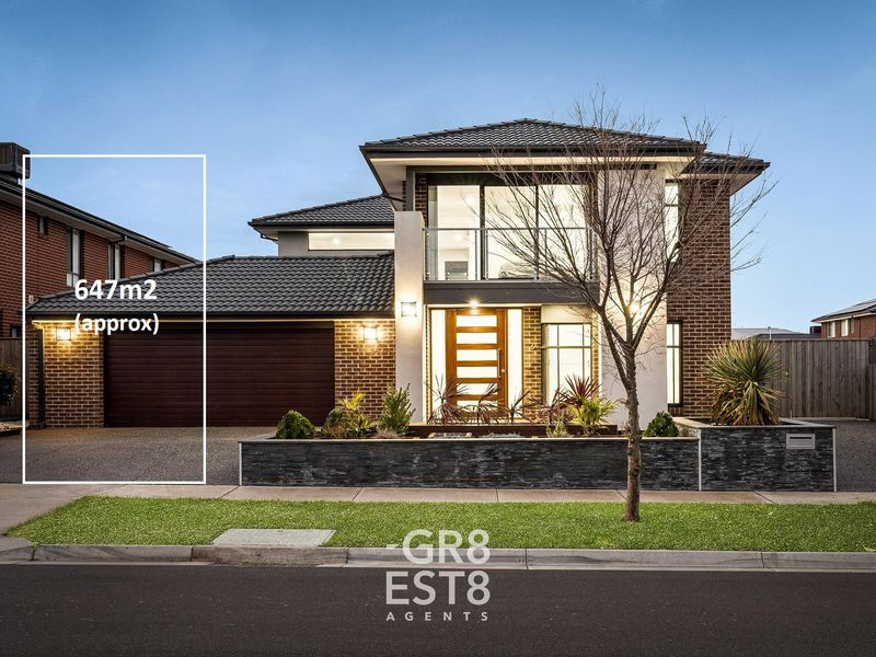 6 Gilcambon Way, Clyde North