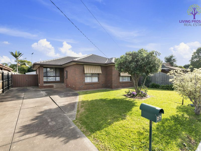 27 Strezlecki Grove South, Altona Meadows
