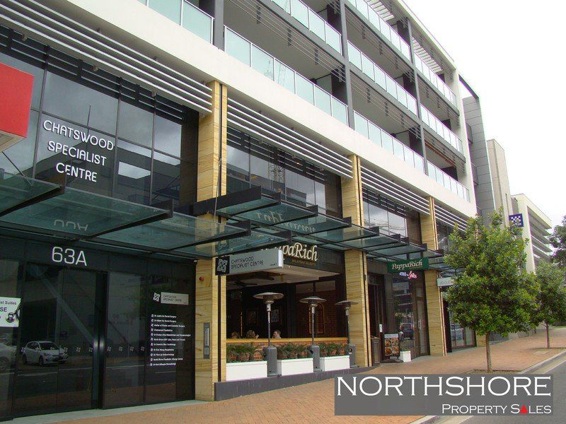 603 / 36 Bertram Street, Chatswood