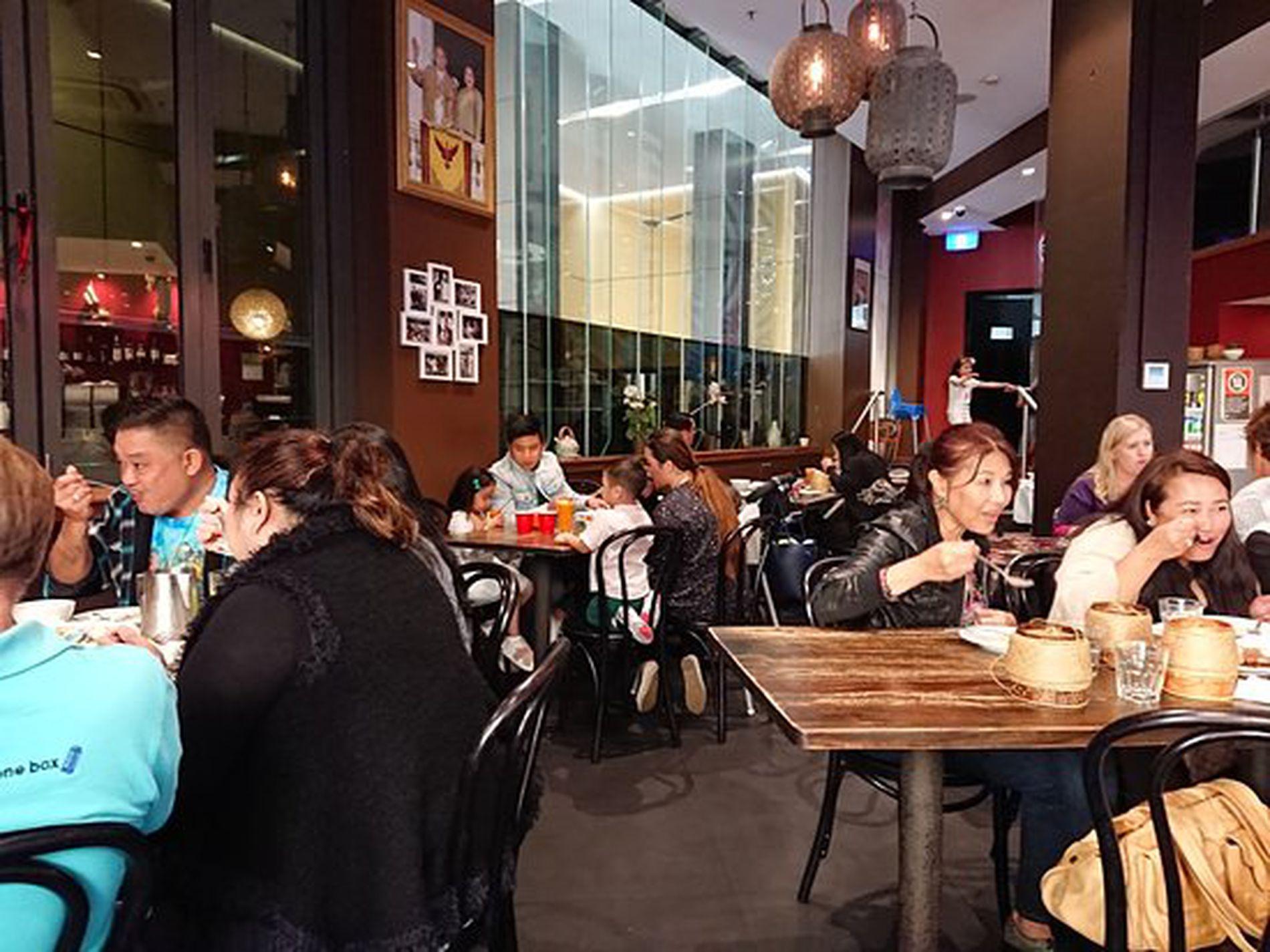 JF20019 - Saim House Thai Restaurant - Haymarket NSW