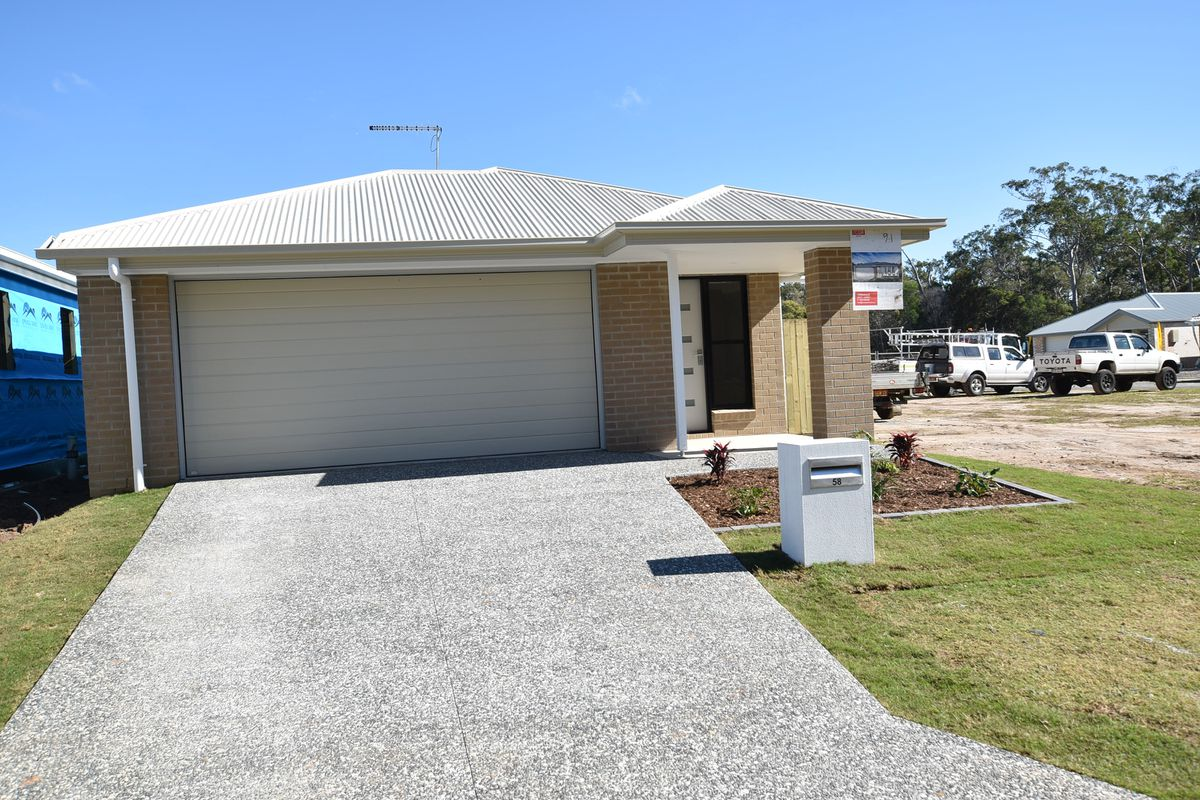 FOUR BEDROOM AIR CONDITIONED HOME