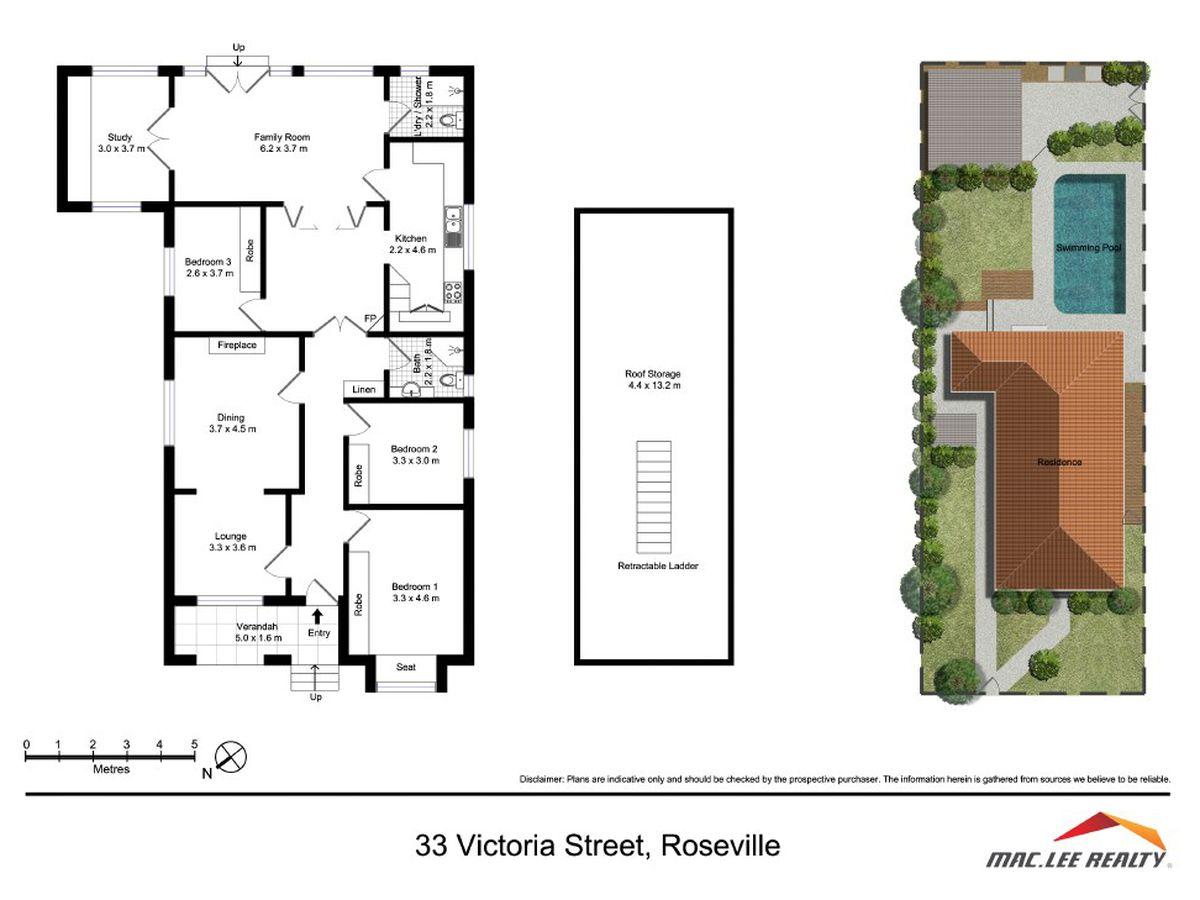 33 Victoria Street , Roseville