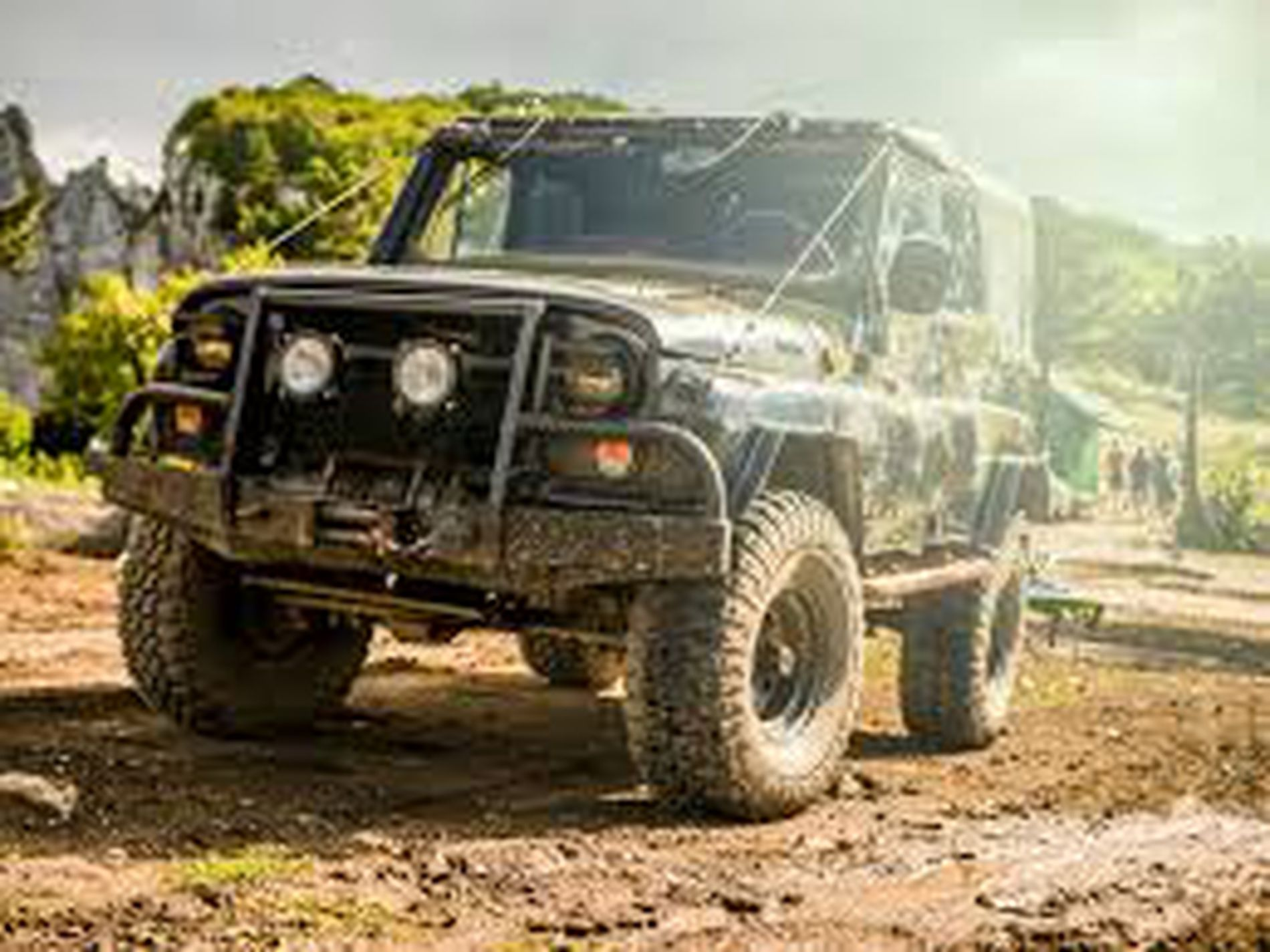 UNDER OFFER - 4WD Parts and Accessories Retail and Workshop Business For Sale
