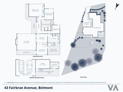 43 Fairbrae Avenue, Belmont