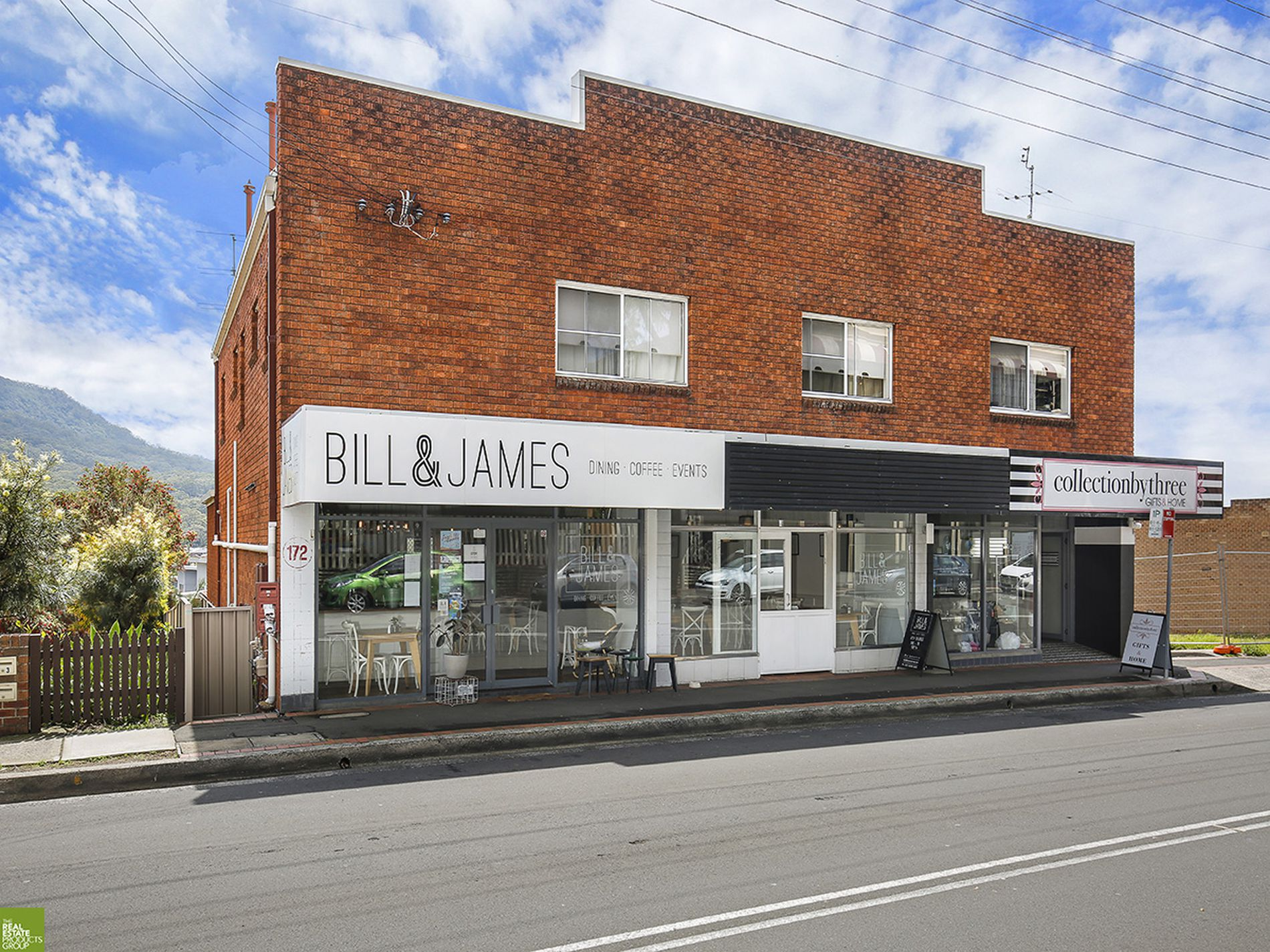 Bill and James Cafe