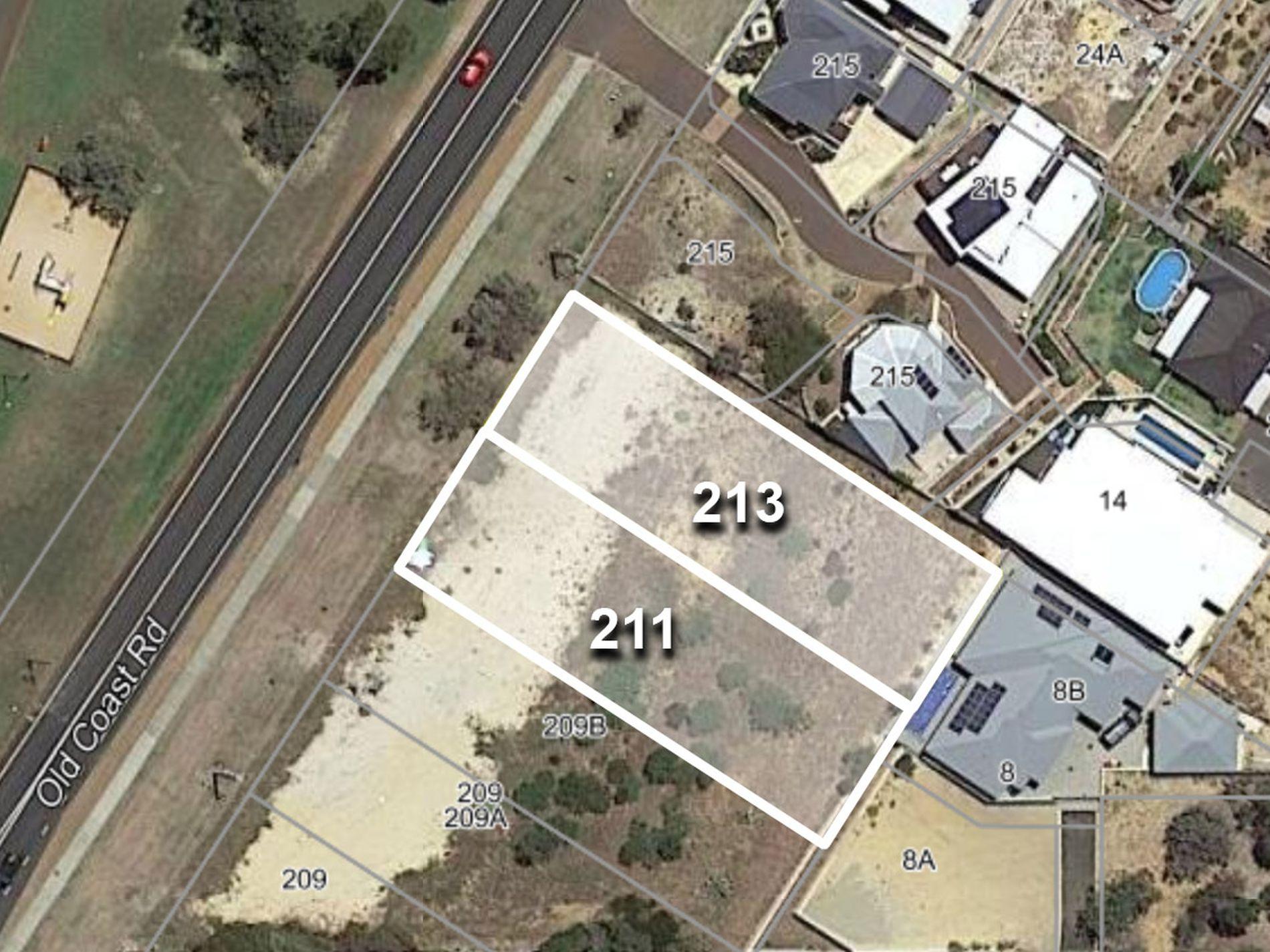 211 Old Coast Road, Australind
