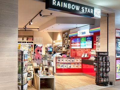 Rainbow Star Lotto Plus