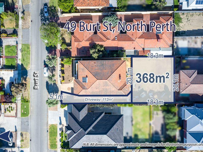 49 Burt Street, North Perth