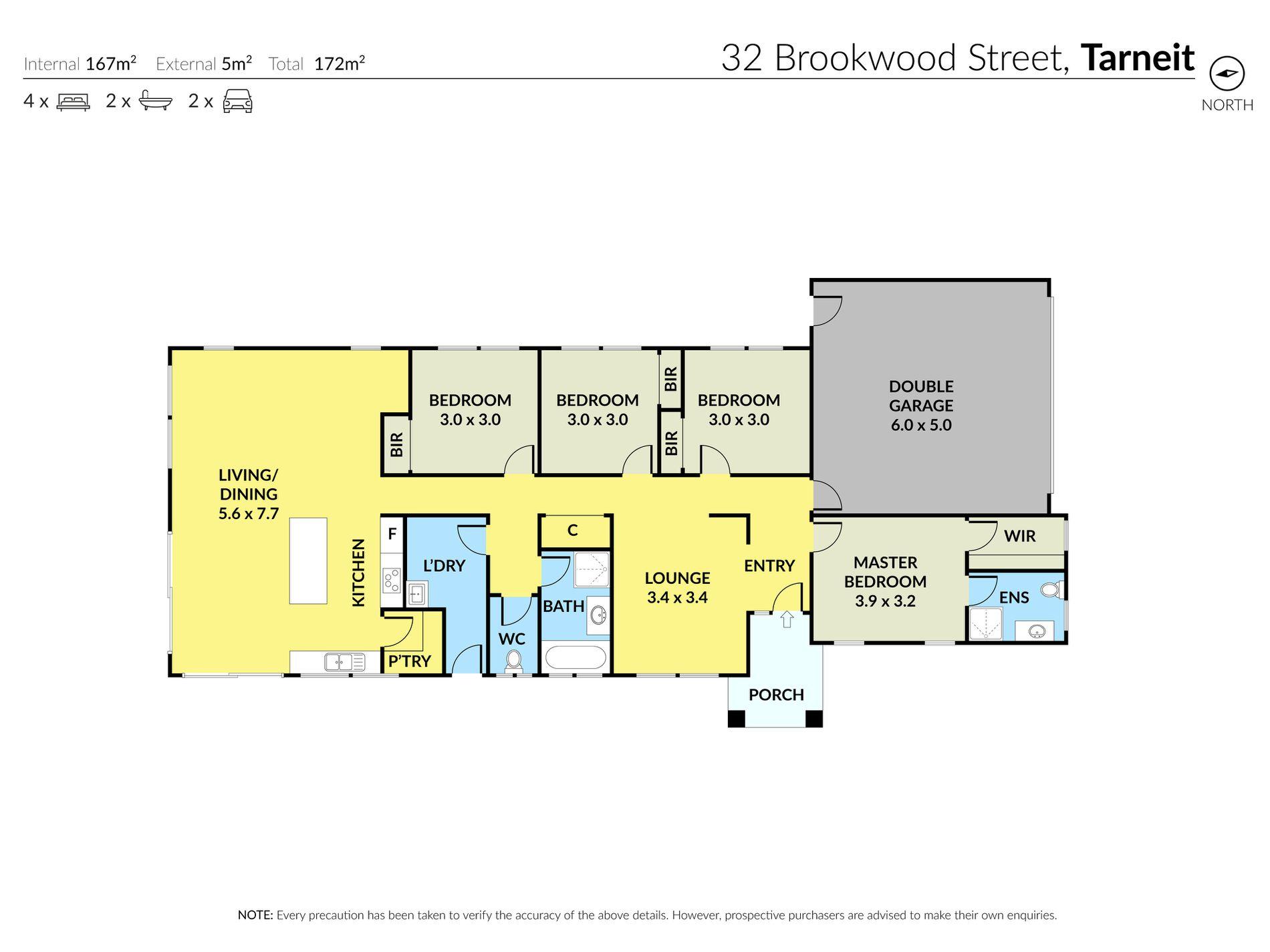 32 Brookwood Street, Tarneit