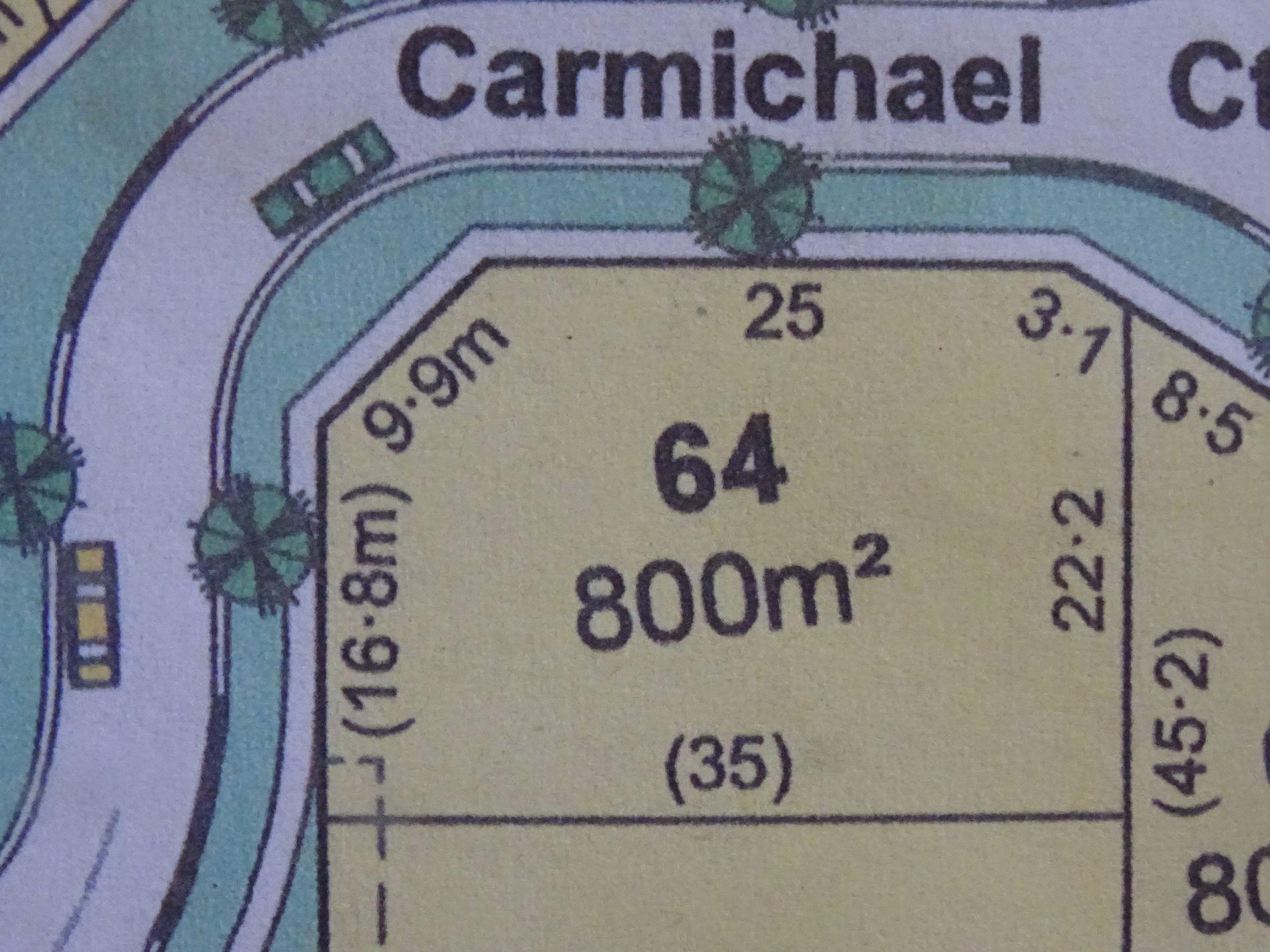 Lot 64 Carmichael Court , Nagambie
