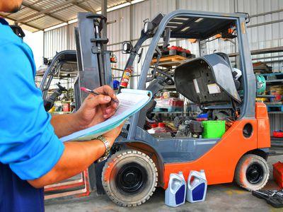 Spot On Forklift Services