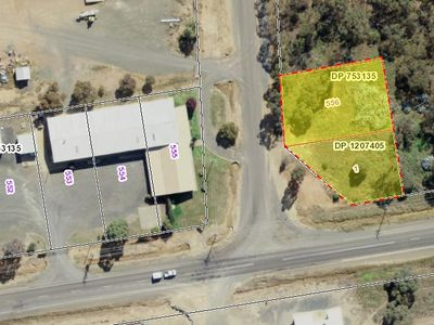Corner Central Road & Comptons Road, West Wyalong