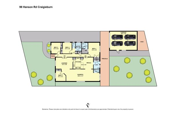 99 Hanson Road, Craigieburn