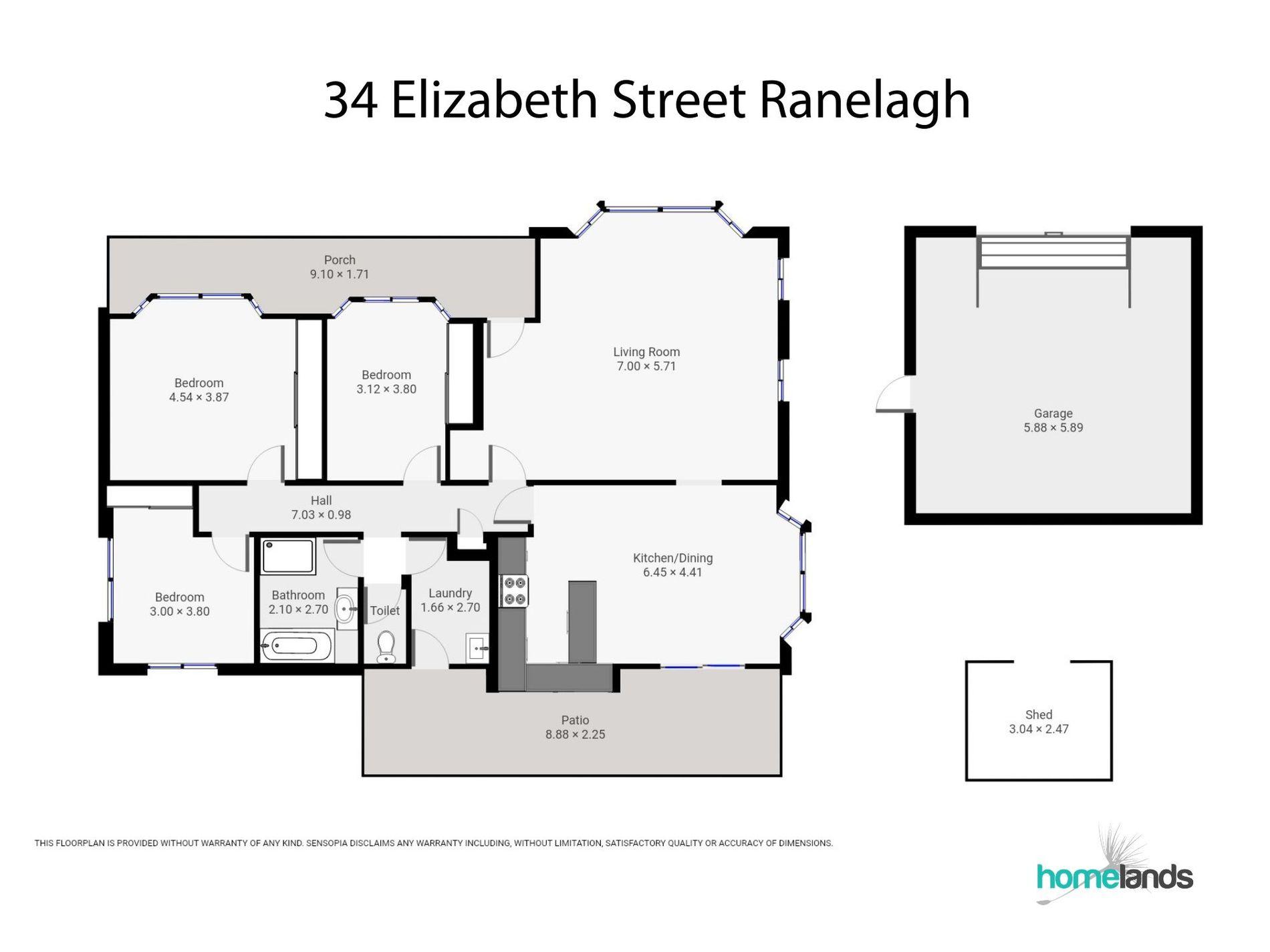 34 Elizabeth Street, Ranelagh