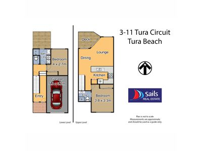 3 / 11 Tura Circuit, Tura Beach