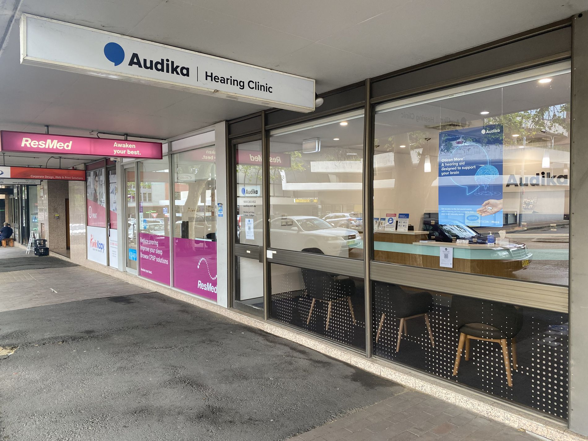 Shop 5 / 1 Horwood Place, Parramatta