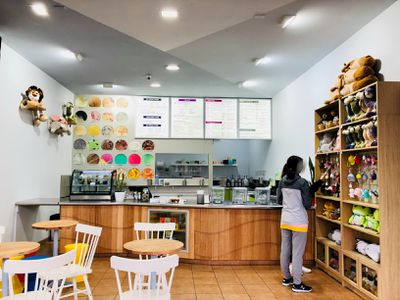 Juice And Ice Cream Business For Sale Bayside