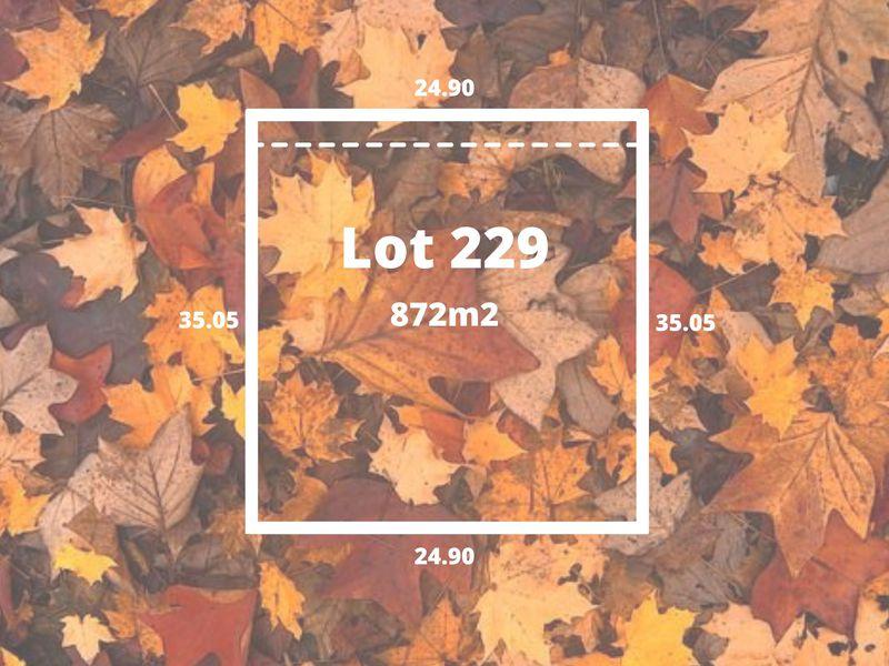 Lot 229 Autumn Views Estate, Romsey